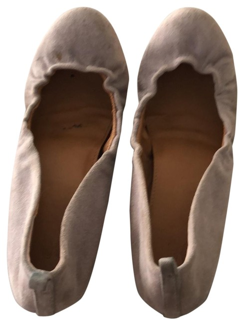 Item - Dove Gray Ballet Slipper Flats Size US 7.5 Regular (M, B)