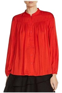 Maje Top red