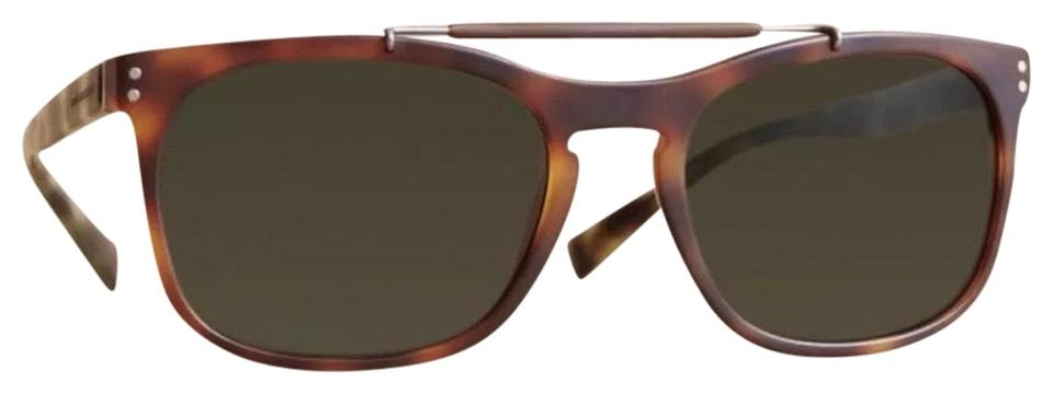 852423843 Burberry Burberry Top Bar Square Frame Sunglasses NWT $290 Made in Italy  Original Image 0 ...