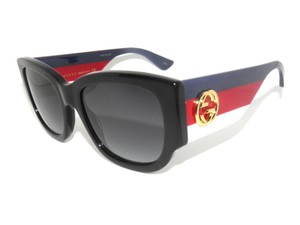 Gucci Gucci Sunglasses GG0276S 001 GG0276 Sensual Romantic Sunglasses