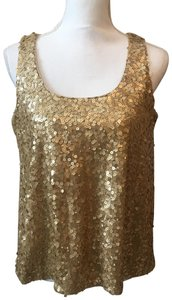 Vince Camuto Top gold