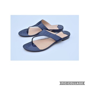 30d9c8869d77 Blue J.Crew Sandals - Up to 90% off at Tradesy