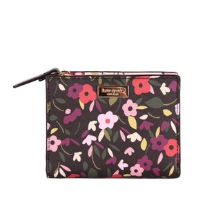 Kate Spade NWT Laurel Way Boho Floral Small Shawn wallet WLRU5051