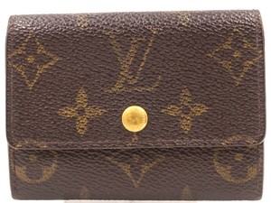 04962e2c383a Added to Shopping Bag. Louis Vuitton Monogram Business Card Holder coin  change credit ...
