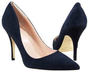 c5fc843702f3 Blue Kate Spade Pumps - Up to 90% off at Tradesy