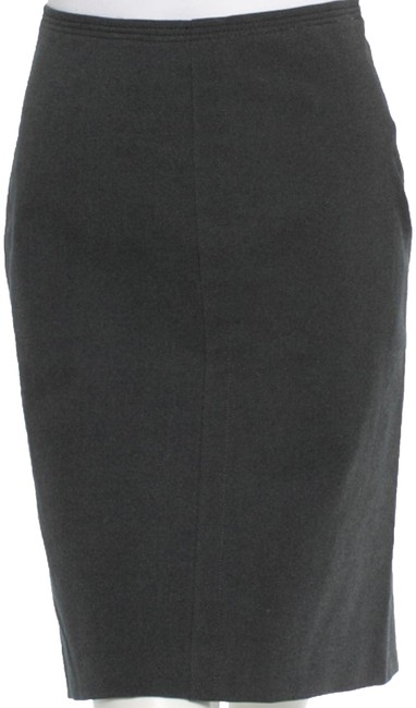 Item - Charcoal Grey Skirt Size 4 (S, 27)