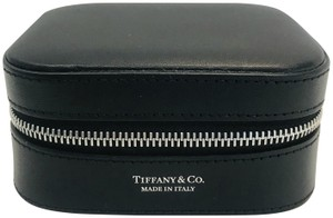 Tiffany & Co. Leather Rectangular Jewelry Case