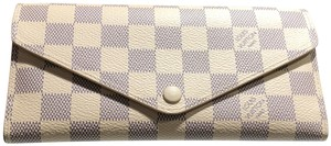 Louis Vuitton SOLD OUT new PF josephine nm Damier azur organizer fold