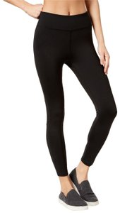 Calvin Klein Calvin Klein Performance High-Rise Mesh-Inset Ankle Leggings, Black, M