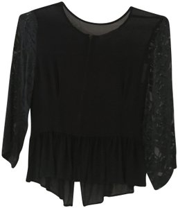 Sam & Lavi Top Black