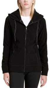 Calvin Klein Calvin Klein Performance Women's Fleece Hooded Full Zip Jacket, WOT