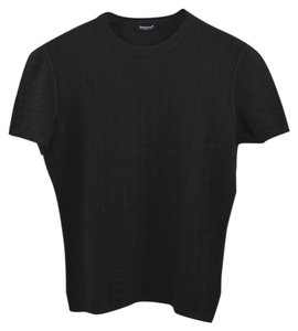 Giorgio Armani Fall Winter Luxury T-shirt Night Out Sweater