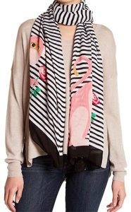 Kate Spade NEW kate spade new york - monkey rose wrap scarf