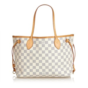 Louis Vuitton 8llvto012 Tote in White