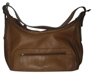 9da0f76098 Desmo Quality Italian Mint Condition Leather Chrome Shoulder Made By Hobo  Bag