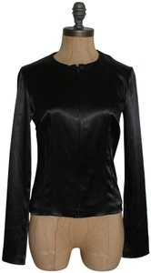 Maria Bianca Nero Evening Wear Renta Owen Westwood Black Jacket