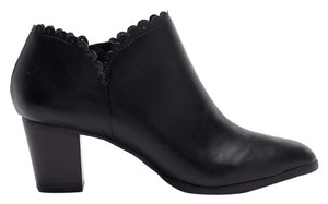 Jack Rogers Marianne Leather Black Boots