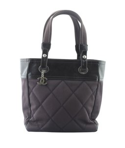 Chanel Canvas Pre-owned Dustbag Tote in Brown