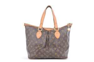 Louis Vuitton Monogram Palermo Pm Canvas Shoulder Bag