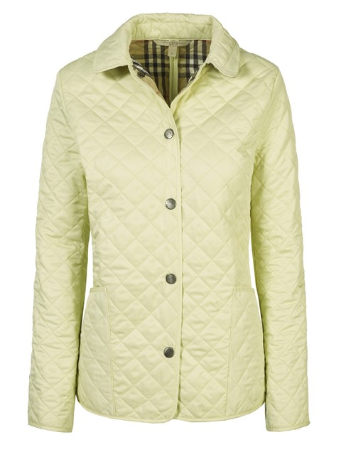 Preload https://img-static.tradesy.com/item/24684431/burberry-pale-yellow-classic-quilted-coat-by-brit-56973-jacket-size-8-m-0-0-650-650.jpg