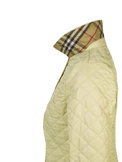 Burberry Pale yellow Jacket Image 1
