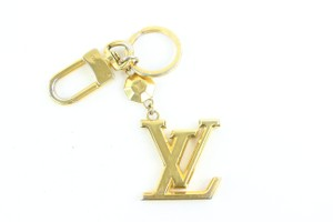 Louis Vuitton LV Facettes Bag Charm and Key Holder 8LZ0114