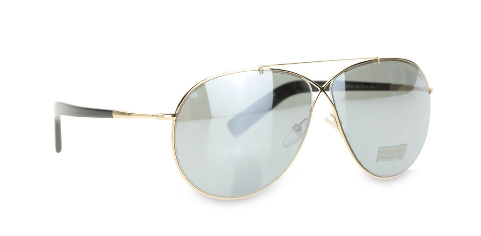 077ed5cdbbcb Tom Ford Gold Eva Sunglasses - Tradesy