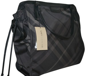 Burberry Purse Purse Handbag Tote in Charcoal