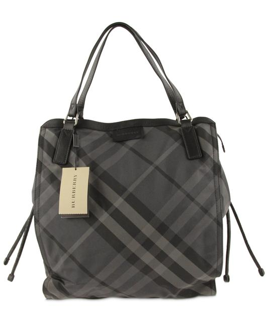 Item - Small Buckleigh Charcoal Grey Canvas Tote