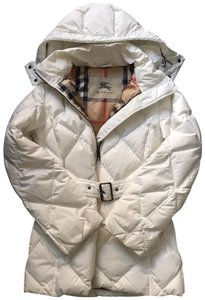 Burberry Down Quilted Puffer Down-filled Coat