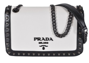 White Prada Bags - Up to 90% off at Tradesy 410c53f3d2