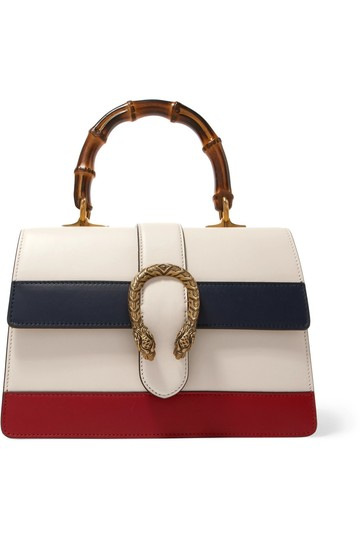 Gucci Satchel in White Image 7