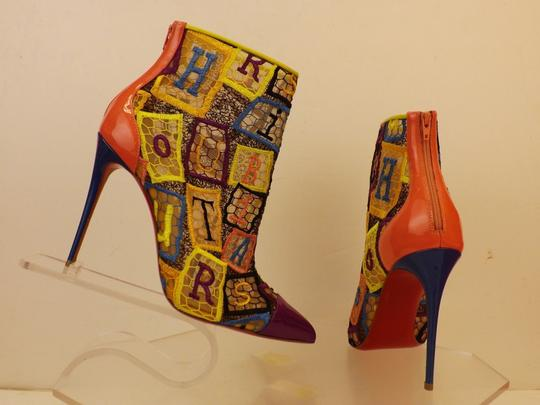 Christian Louboutin Multicolor Boots Image 5