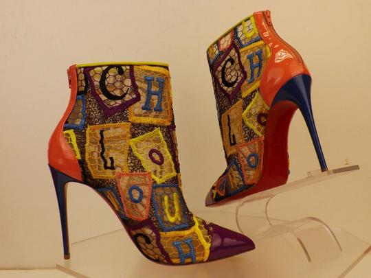 Christian Louboutin Multicolor Boots Image 9