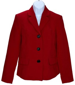 Ellen Tracy Petite Lined Career Blazer