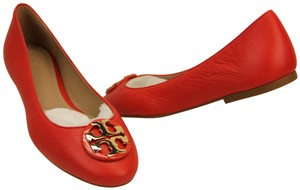 Tory Burch Red/Samba Flats