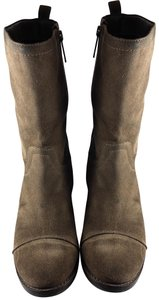 Jessica Simpson Suede Brown Boots