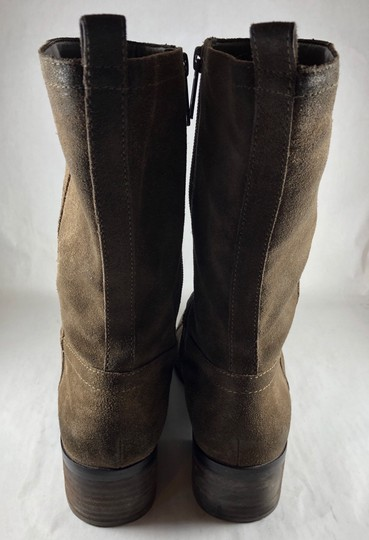Jessica Simpson Suede Brown Boots Image 1