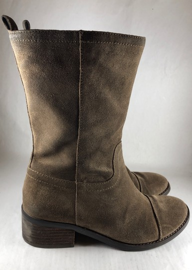 Jessica Simpson Suede Brown Boots Image 2