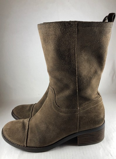 Jessica Simpson Suede Brown Boots Image 3