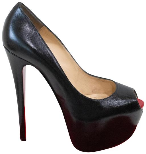 Preload https://img-static.tradesy.com/item/24687500/christian-louboutin-black-highness-leather-pumps-platforms-size-eu-39-approx-us-9-regular-m-b-0-1-540-540.jpg