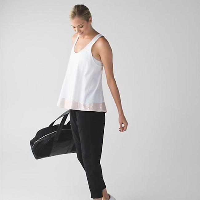 Lululemon All Tied Up Tank in White Image 4