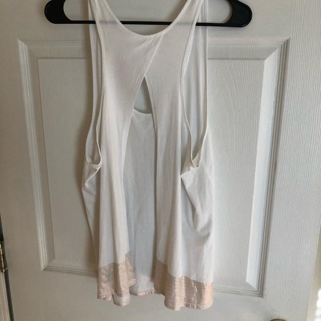 Lululemon All Tied Up Tank in White Image 6