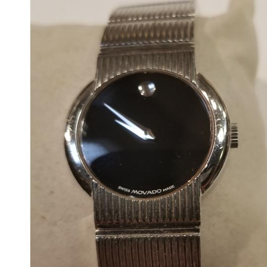 Preload https://img-static.tradesy.com/item/24688136/movado-silver-stainless-steel-bracelet-women-s-watch-0-1-540-540.jpg