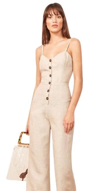 Item - Tan Torta Romper/Jumpsuit