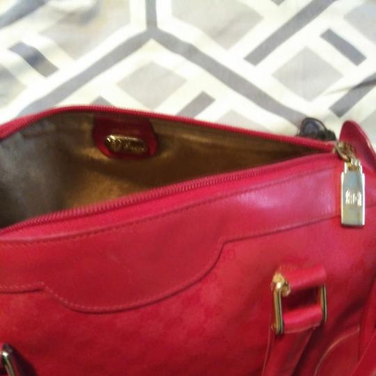 Gucci Satchel in Red gold Image 4