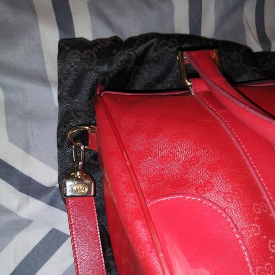 Gucci Satchel in Red gold Image 6