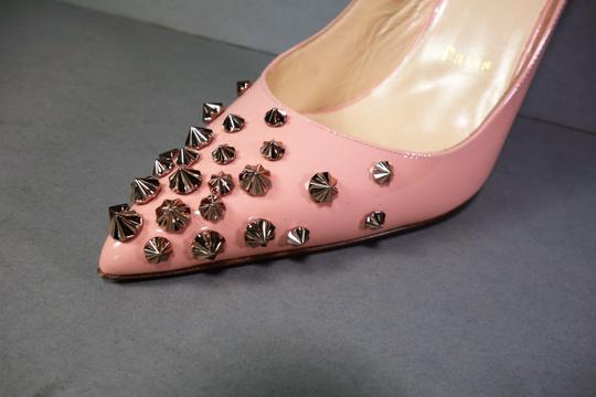 Christian Louboutin Rosy Pink Pumps Image 3