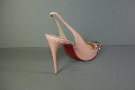 Christian Louboutin Rosy Pink Pumps Image 6