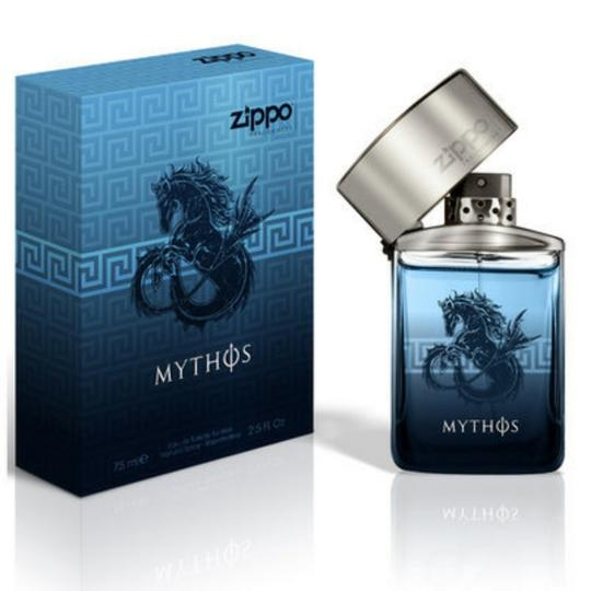 Zippo MYTHOS ZIPPO FOR MEN-EDT-2.5 OZ-75 ML- ITALY Image 1